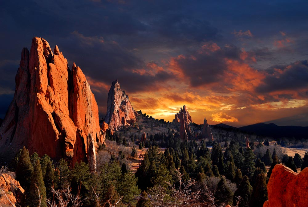 A Trip To Colorado Springs Reviewed With Island Trader Vacations