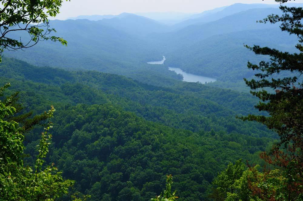 Island Trader Vacations Explores The Land of Waterfalls In North Carolina