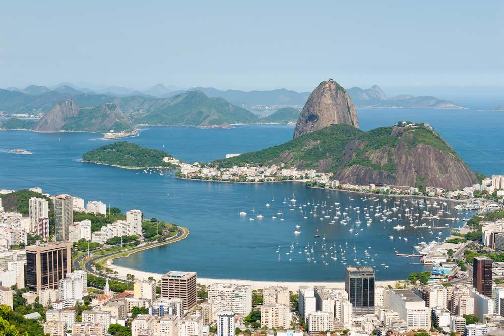 Island Trader Vacations Reviews Rio de Janeiro
