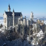 Neuschwanstein Castle Germany small