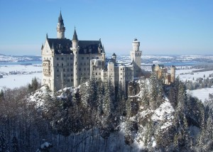 Neuschwanstein Castle Germany small 300x214 Island Trader Vacations Reviews The Romantic Rhine
